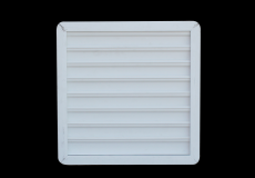 TC-塑钢系列百叶窗
